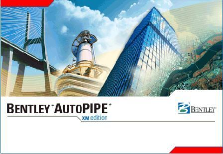 Bentley AutoPIPE XM (09.00.00.09 English)