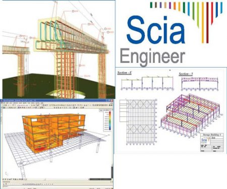 Nemetschek Scia Engineer 2008