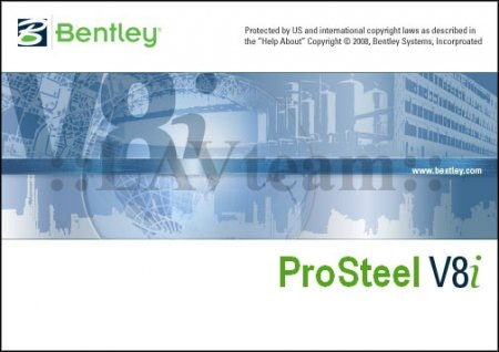ProSteel 3D V8i (08.11.00.11) for AutoCAD