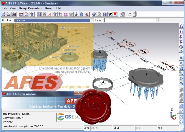 GS Engineering & Construction AFES v3.0.070809