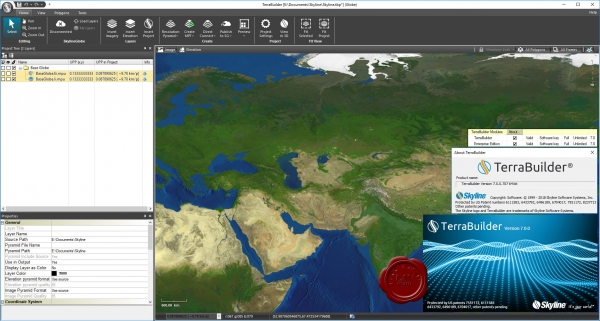 Skyline TerraBuilder Enterprise v7.0.0.707