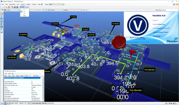 Howden Group Ventsim Design Premium v5.2.5.5