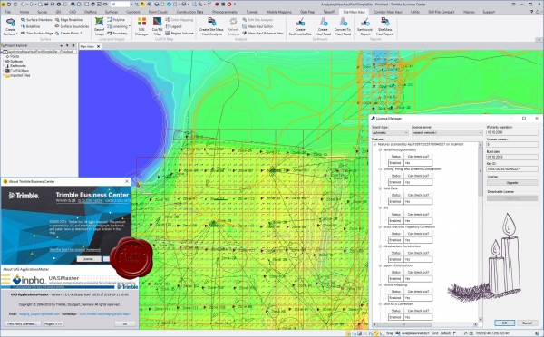 Trimble Business Center v5.20