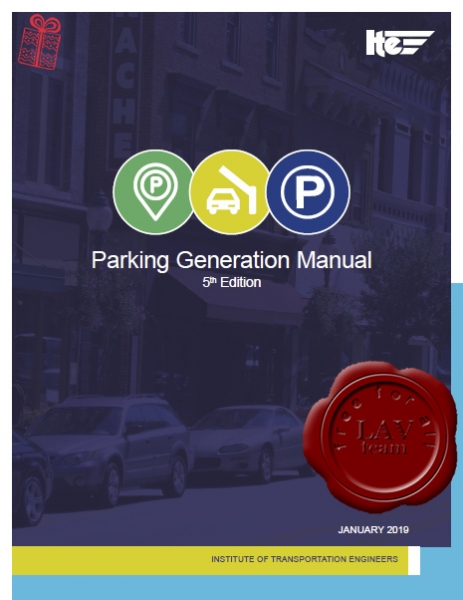 Parking Generation Manual, 5th Edition
