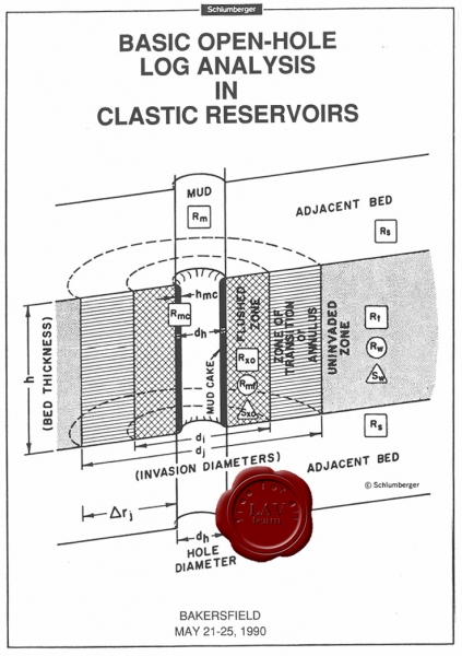 Basic Open-Hole Log Analysis In Clastic Reservoirs