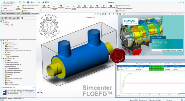 Siemens Simcenter FloEFD 2020.1.0 build 4949
