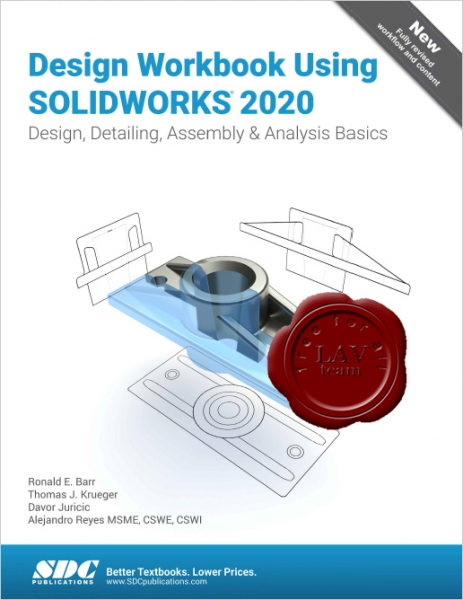 Design Workbook Using SolidWorks 2020