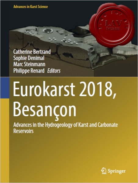 Eurokarst 2018, Besançon: Advances in the Hydrogeology of Karst and Carbonate Reservoirs