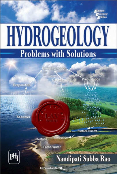 Hydrogeology problems with solutions