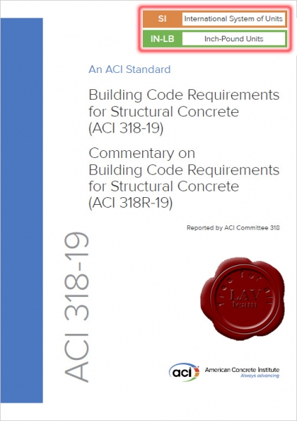 American Concrete Institute Standards (repack)