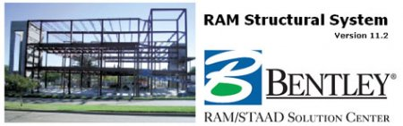 RAM Structural System 11.20.10.00