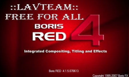 Boris Red v4.1
