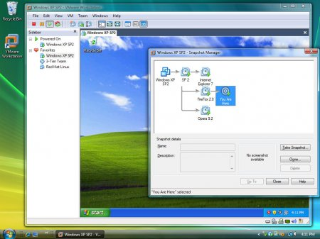 VMware Workstation 6.0.5.109488