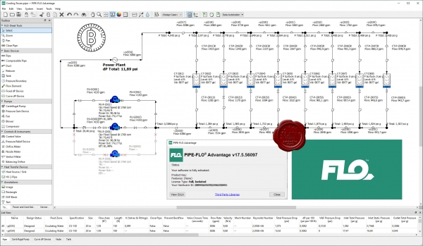 Engineered Software PIPE-FLO Advantage 2021 v17.5.56097